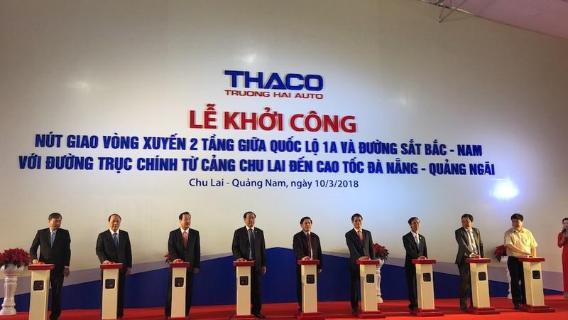 Ông Trần Bá Dương tặng dự án 600 tỉ cho giao thông - ảnh 1