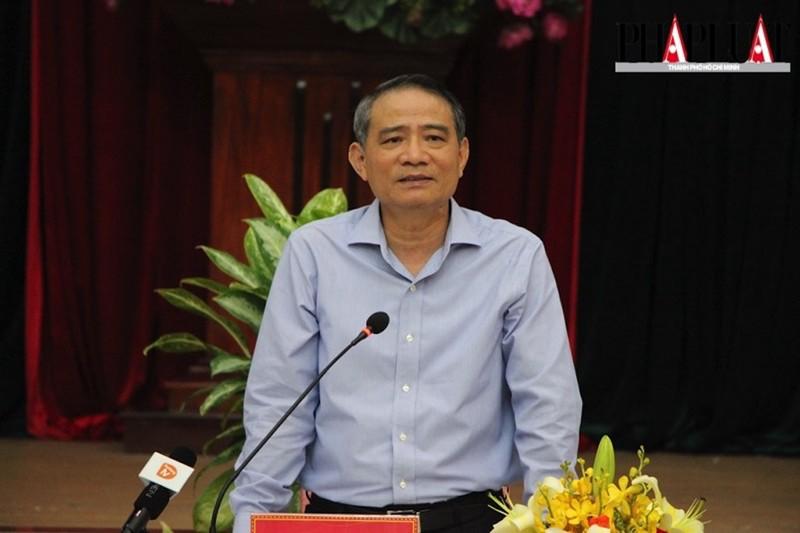 Bí thư Đà Nẵng 'nắn gân' cán bộ quản lý đất đai - ảnh 2