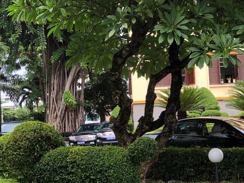 Bộ Công an làm việc đột xuất với Thành ủy Đà Nẵng - ảnh 1