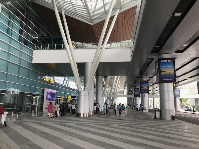 Nhà ga quốc tế sân bay Đà Nẵng vẫn chưa thuê được đất - ảnh 1