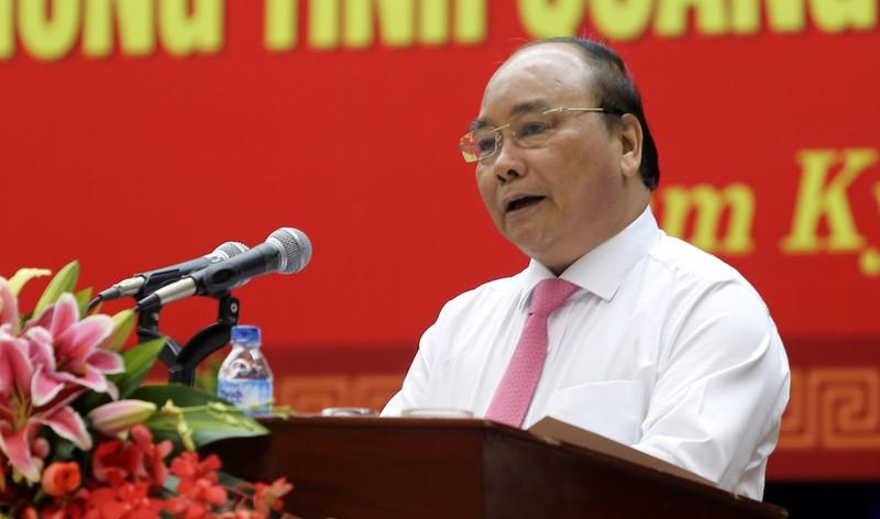 Quảng Nam là trường đại học lớn nhất cuộc đời Thủ tướng - ảnh 3