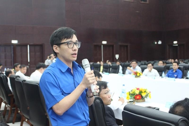 Chủ tịch Đà Nẵng 'đặt hàng' sáng kiến của sinh viên - ảnh 1