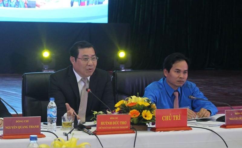 Chủ tịch Đà Nẵng 'đặt hàng' sáng kiến của sinh viên - ảnh 2