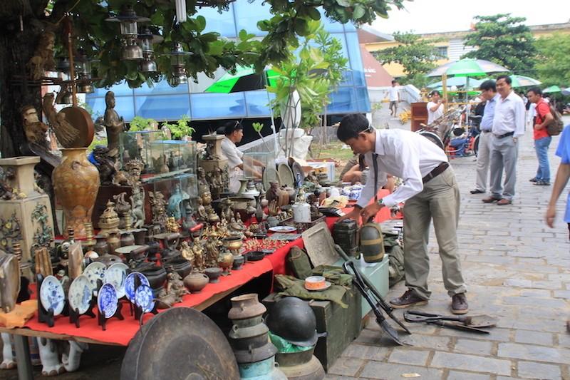 Thành Điện Hải là di tích quốc gia đặc biệt - ảnh 2