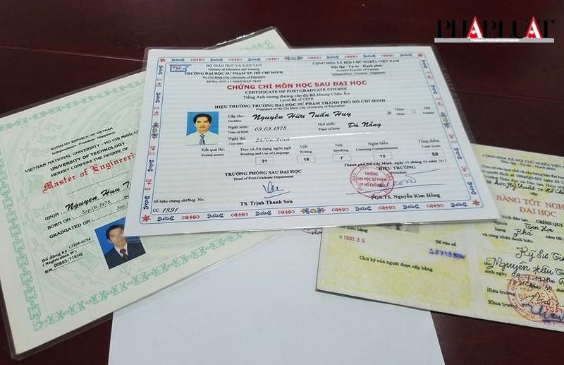 Đà Nẵng: Khởi tố tiến sĩ giả bôi nhọ lãnh đạo trường - ảnh 2
