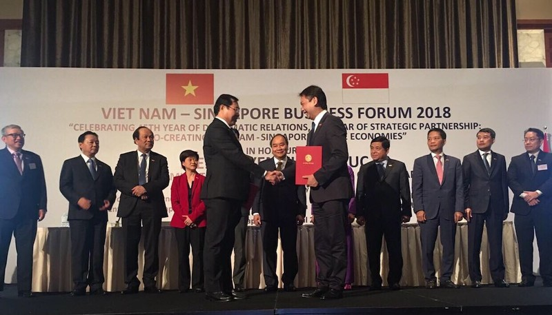 Các tập đoàn lớn của Singapore sẽ 'đổ bộ' vào Đà Nẵng - ảnh 1