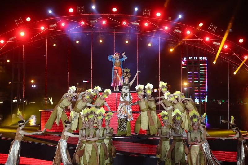 'Bật mí' kịch bản khai mạc pháo hoa quốc tế Đà Nẵng - ảnh 6
