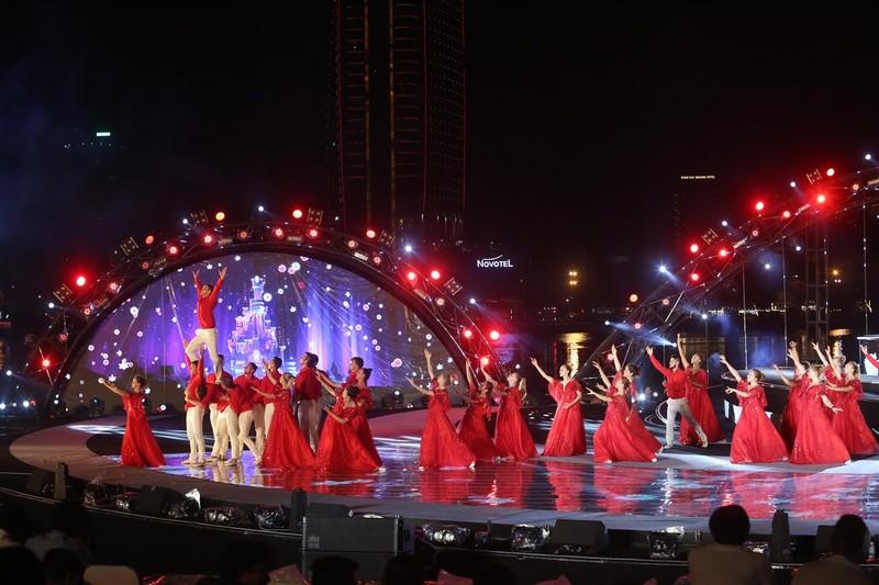 'Bật mí' kịch bản khai mạc pháo hoa quốc tế Đà Nẵng - ảnh 1