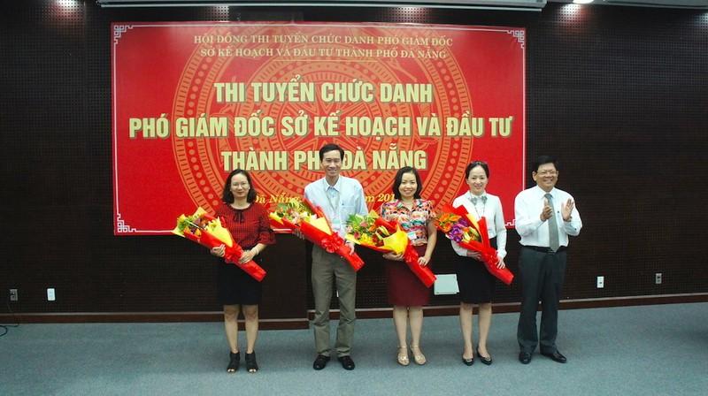 Đà Nẵng chính thức thi tuyển 2 phó giám đốc Sở KH&ĐT - ảnh 1