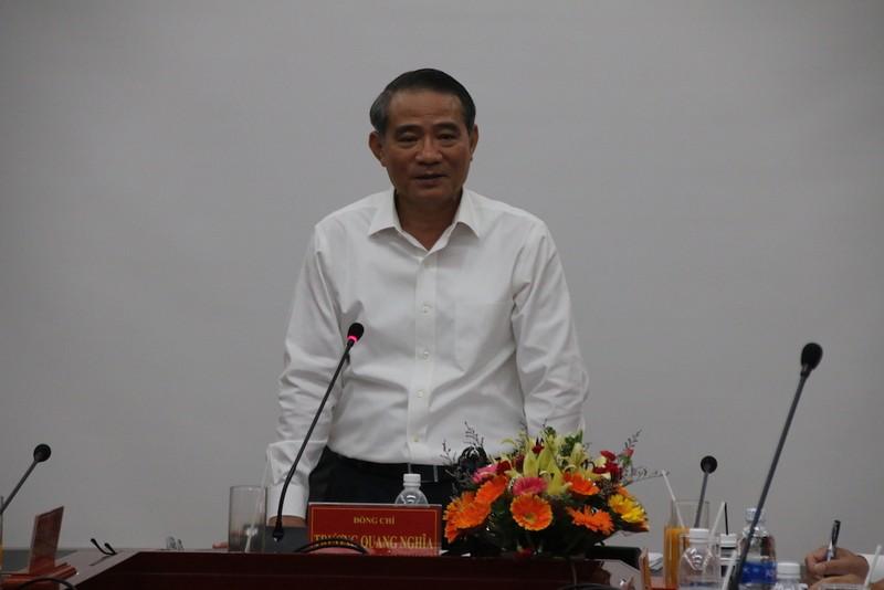 Bí thư Đà Nẵng: Xem lại hoạt động Trung tâm Phát triển quỹ đất - ảnh 1