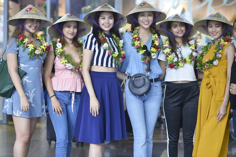 Hoa hậu Thế giới kéo nhau tới Đà Nẵng - ảnh 2