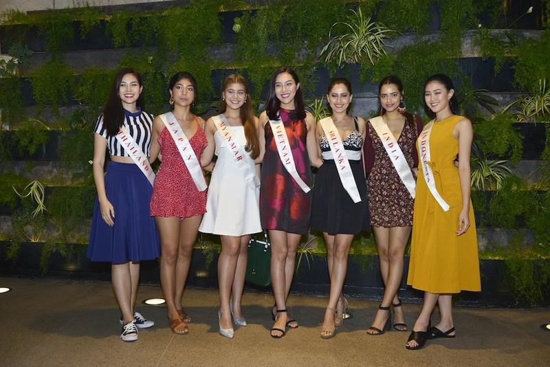 Hoa hậu Thế giới kéo nhau tới Đà Nẵng - ảnh 1