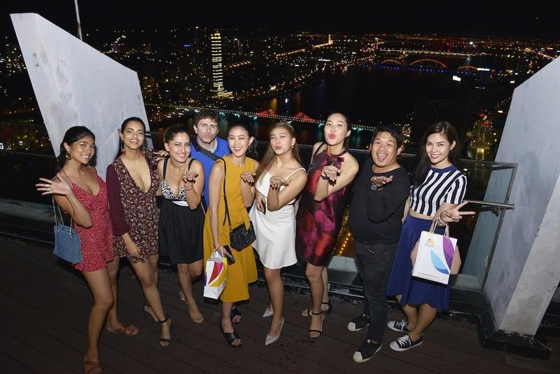 Hoa hậu Thế giới kéo nhau tới Đà Nẵng - ảnh 3