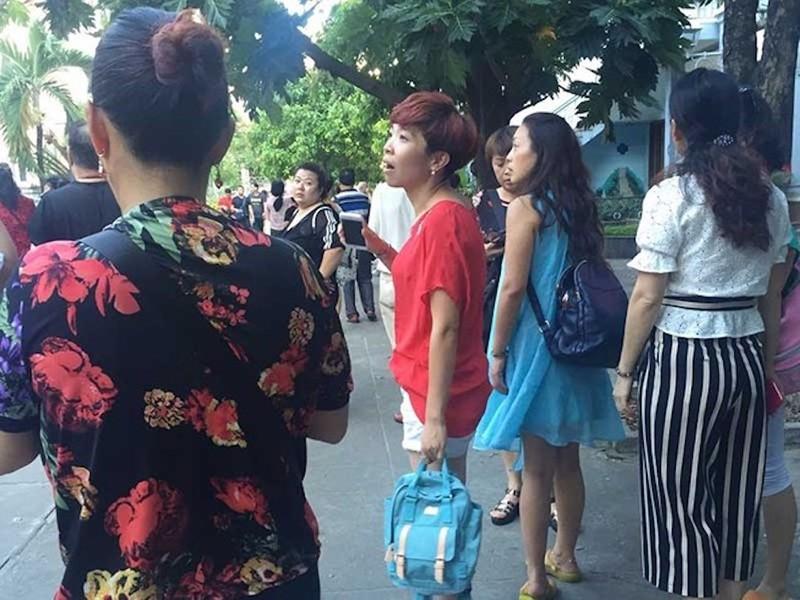 Sở Du lịch Đà Nẵng nói về hướng dẫn viên Trung Quốc - ảnh 1