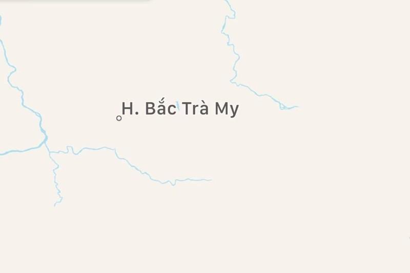 Chưa đầy nửa giờ, Quảng Nam chịu 2 trận động đất - ảnh 1