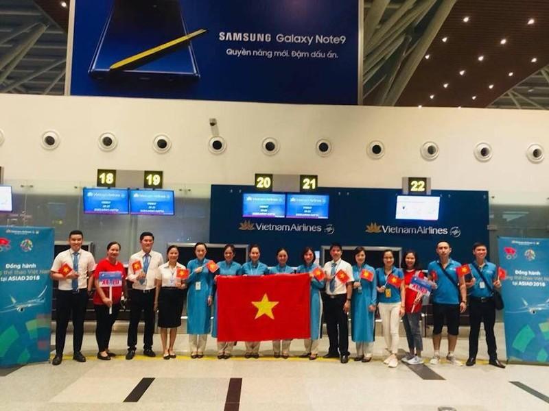 Thuê nguyên máy bay chở CĐV đến Indonesia cổ vũ cho Olympic VN - ảnh 1