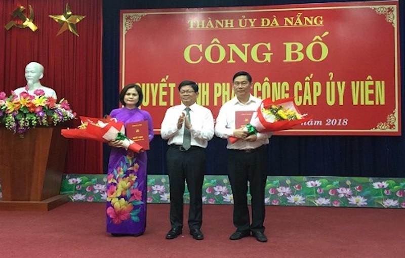 Đà Nẵng: Phó chủ nhiệm UBKT về làm bí thư quận Thanh Khê - ảnh 1