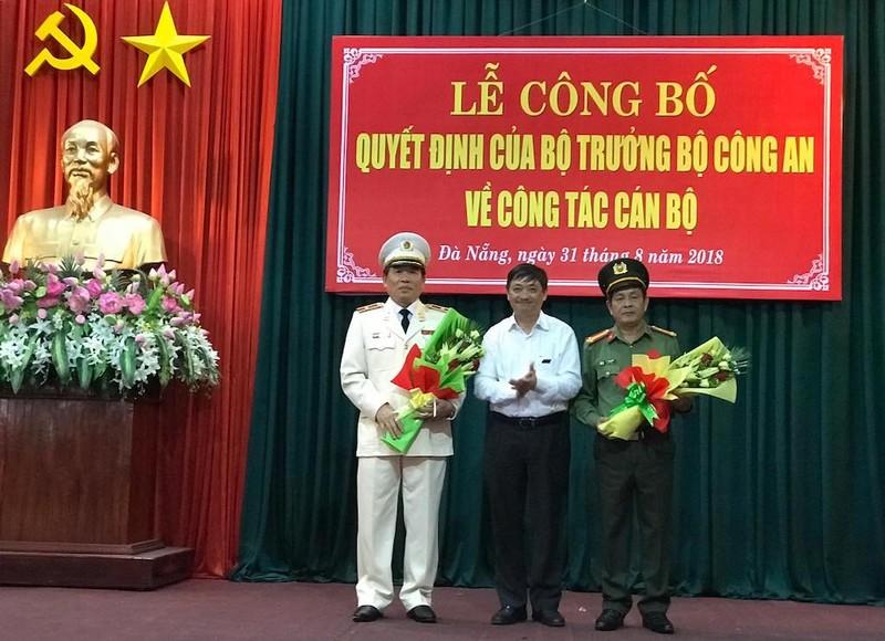 Thiếu tướng Vũ Xuân Viên làm giám đốc Công an TP Đà Nẵng - ảnh 2