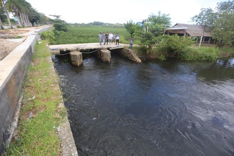 Nam thanh niên lao xuống sông cứu sống hai mẹ con - ảnh 1