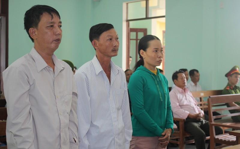 2 vợ chồng phá rừng lãnh án 7 năm tù - ảnh 1