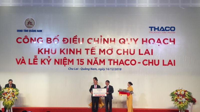 Ông Park Hang-seo dành tiền thưởng làm từ thiện tại Việt Nam - ảnh 1