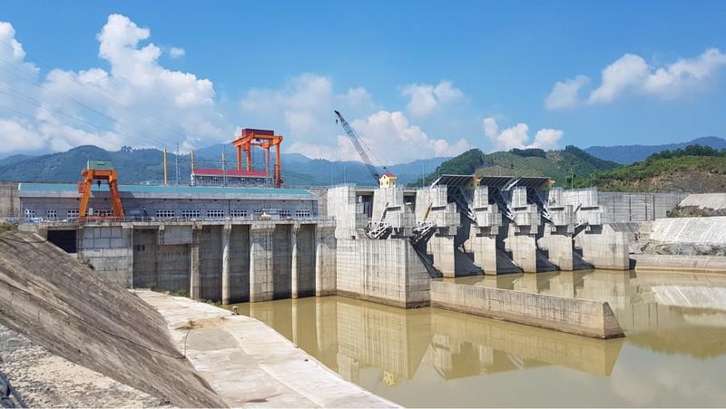 Thủy điện Sông Tranh 3 xả nước, người chăn bò bị cuốn trôi - ảnh 1