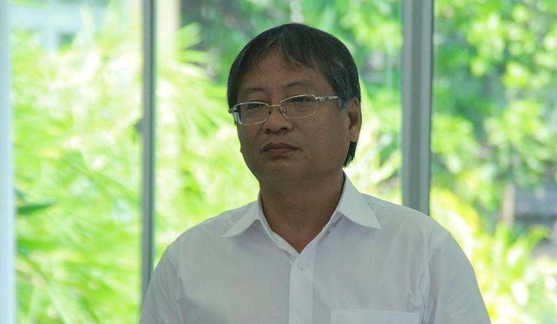 Xe công an ghé nhà cựu Phó chủ tịch UBND TP Đà Nẵng  - ảnh 5