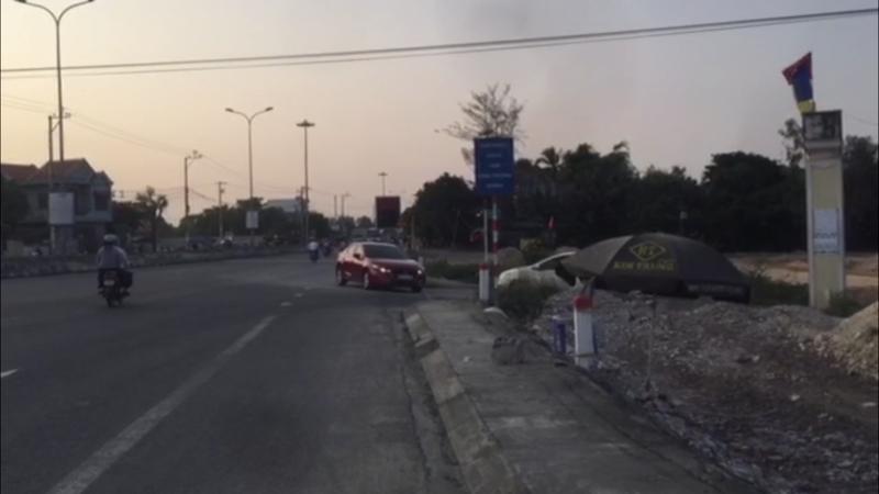 Sẽ phạt nguội xe đi ngược chiều trốn trạm thu phí QL1 - ảnh 2