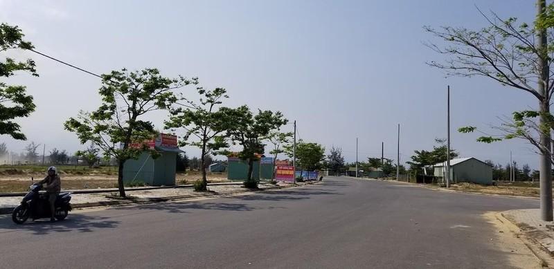 'Tối hậu thư' về các ki-ốt bất động sản trái phép ở Quảng Nam - ảnh 1