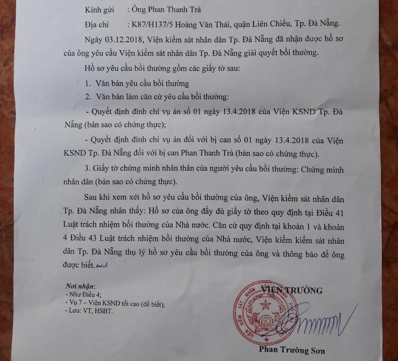 Ông Nguyễn Hữu Linh liên quan đến vụ án oan tại Đà Nẵng - ảnh 1