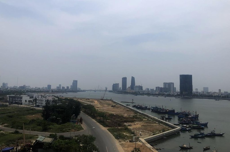 Thường trực Thành uỷ yêu cầu tạm dừng dự án lấn sông Hàn - ảnh 1