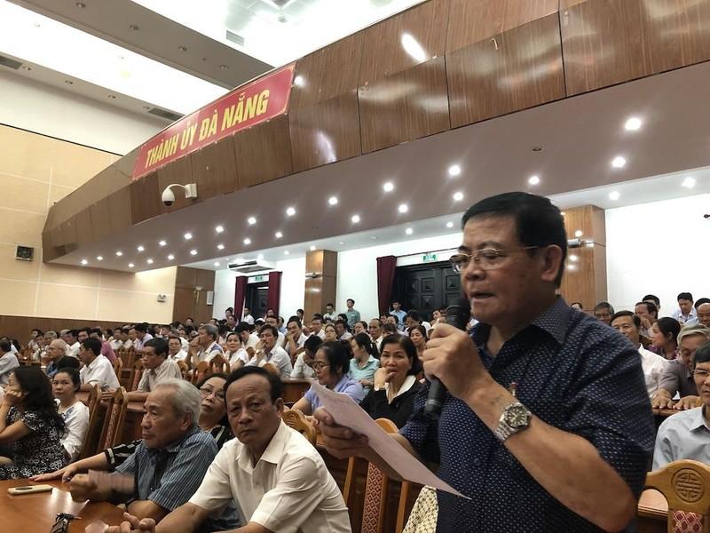 Bí thư Đà Nẵng: Sẽ rà soát các dự án ven sông Hàn - ảnh 1
