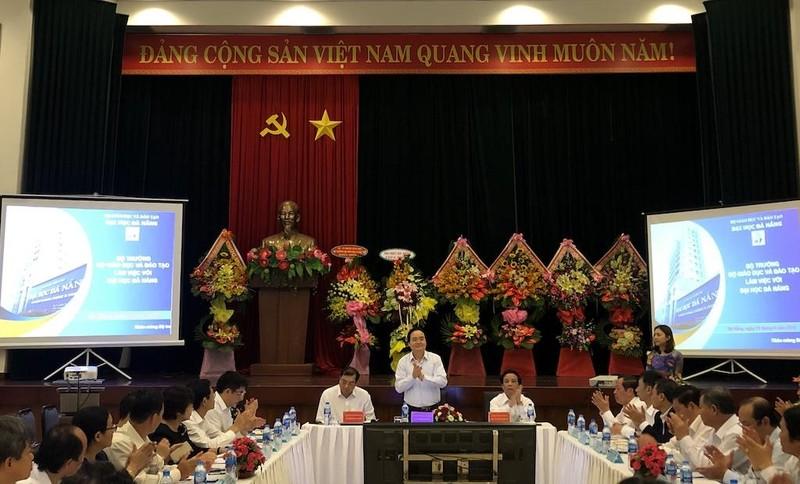 Đại học Đà Nẵng đề xuất vay ODA 100 triệu USD - ảnh 1
