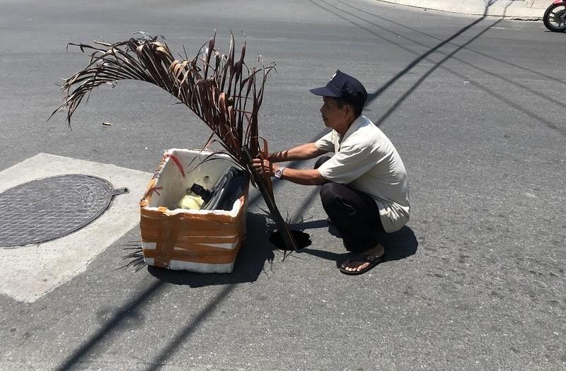 'Hố tử thần' xuất hiện ngay trung tâm Đà Nẵng - ảnh 1