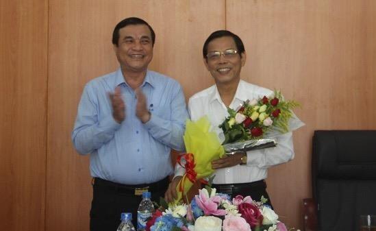 Quảng Nam có tân Trưởng ban Tổ chức Tỉnh ủy - ảnh 1