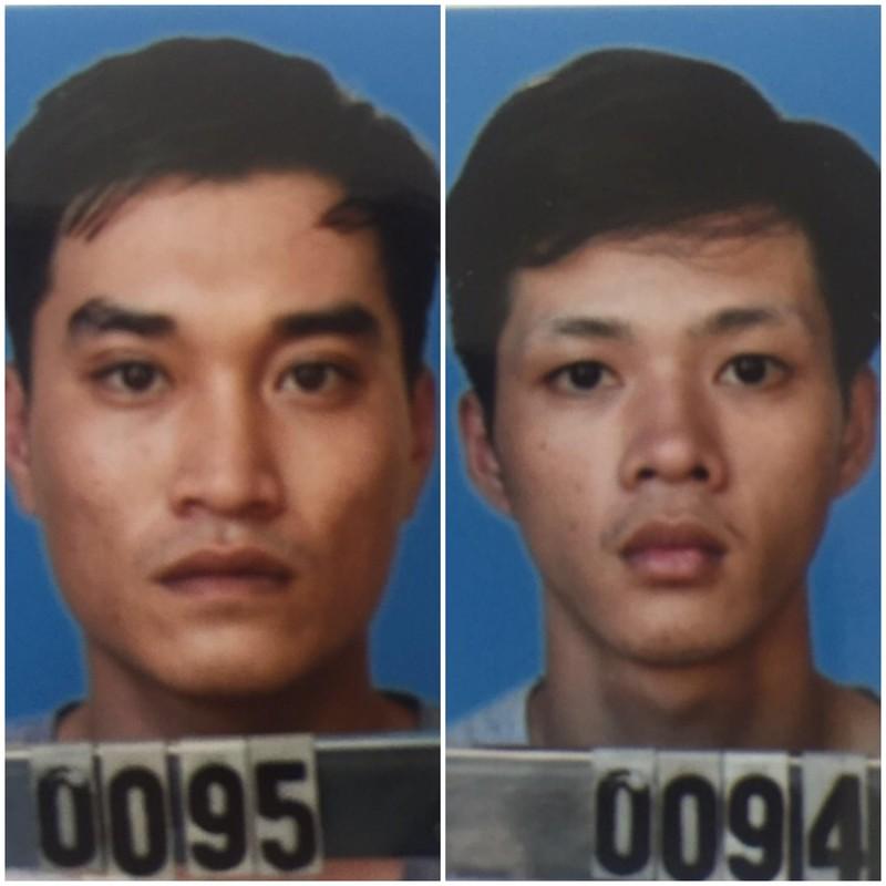 Quảng Nam: Lực lượng 111  bắt 2 nghi phạm ma túy trong đêm - ảnh 1