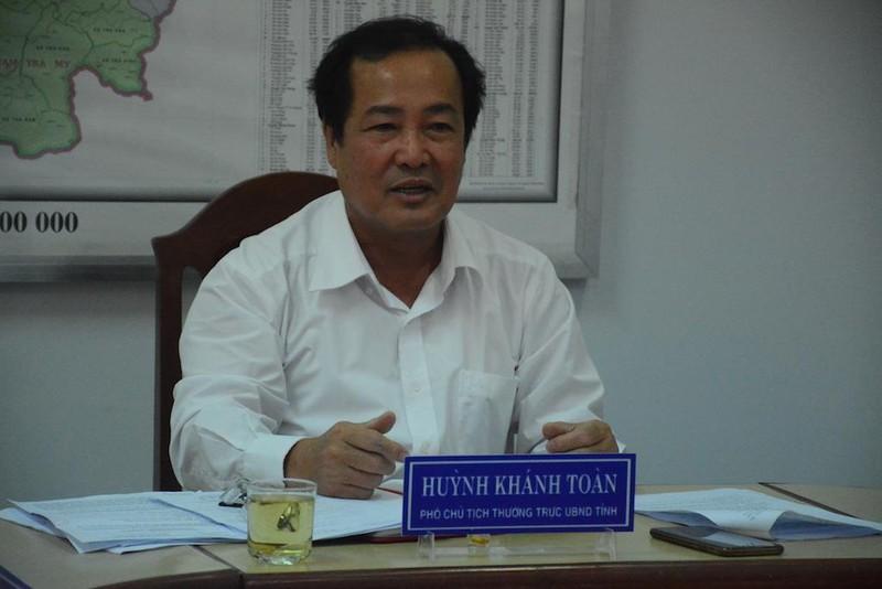 Quảng Nam quyết thu hồi một dự án thủy điện 600 tỉ đồng - ảnh 2