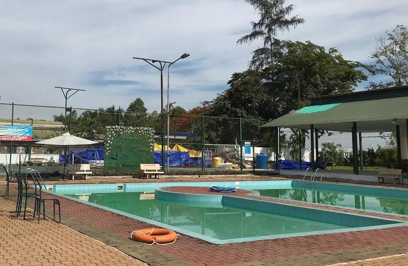2 trẻ tử vong tại hồ bơi khách sạn - ảnh 1
