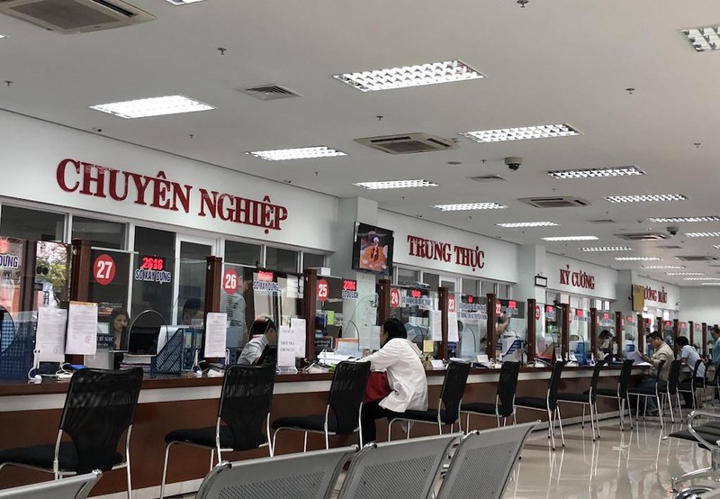 Đà Nẵng: Một số sở quá tải công việc - ảnh 1