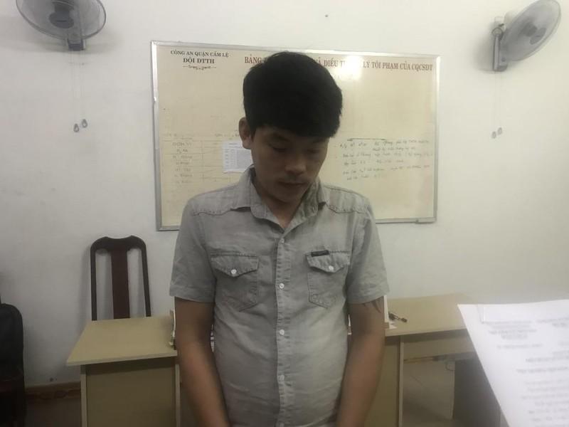 Bắt nhóm khủng bố, cưỡng đoạt tài sản để đòi nợ ở Đà Nẵng - ảnh 1