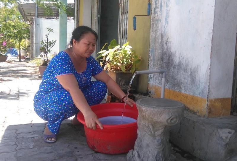 Đà Nẵng đề nghị báo cáo Thủ tướng vì thiếu nước nghiêm trọng - ảnh 1