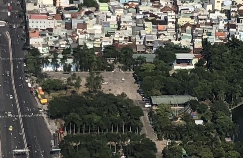 Đà Nẵng tính hoàn trả tiền chuộc lại đất Công viên 29-3 - ảnh 1