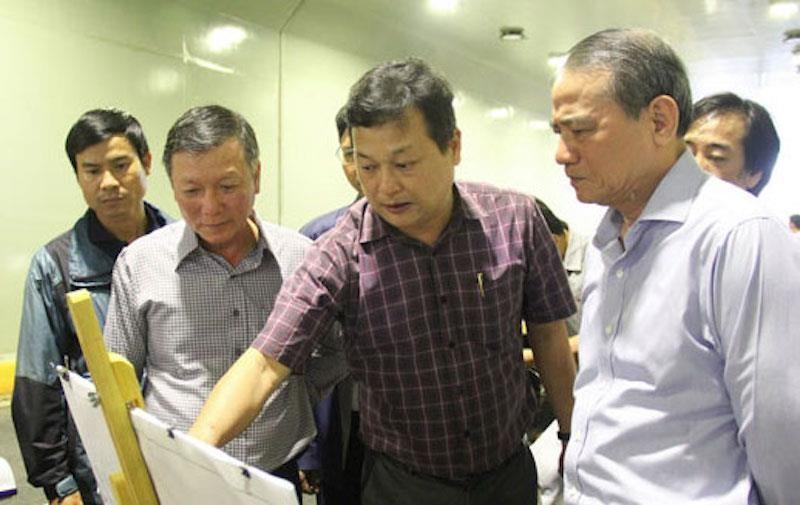 Đà Nẵng điều nhân sự phụ trách Nhà máy nước Hòa Liên   - ảnh 1