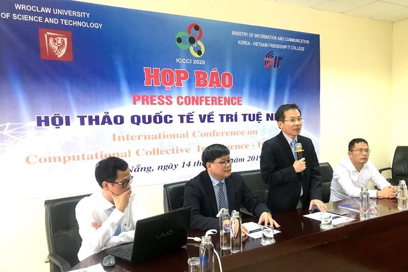 Các nhà khoa học trí tuệ nhân tạo quốc tế sẽ đến Đà Nẵng - ảnh 1
