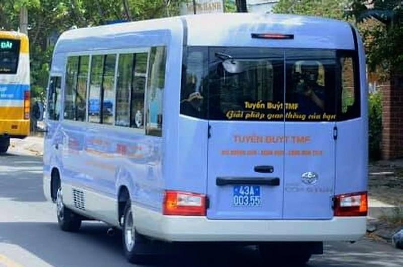 Đà Nẵng trưng dụng xe buýt để chống dịch Corona - ảnh 1