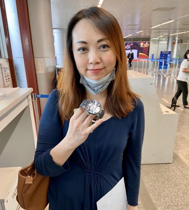 Trao trả đồng hồ 40.000 USD cho đại biểu bộ trưởng ASEAN - ảnh 1