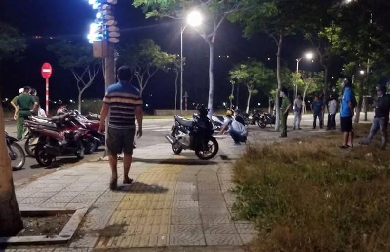 2 chiến sĩ công an ở Sơn Trà hy sinh khi truy bắt nhóm đua xe - ảnh 1