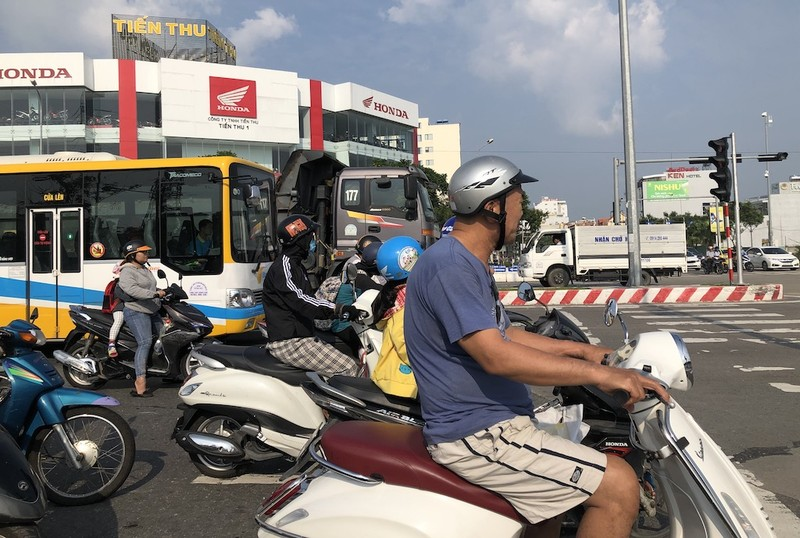 Dừng toàn bộ hoạt động vận chuyển hành khách tại Đà Nẵng - ảnh 1