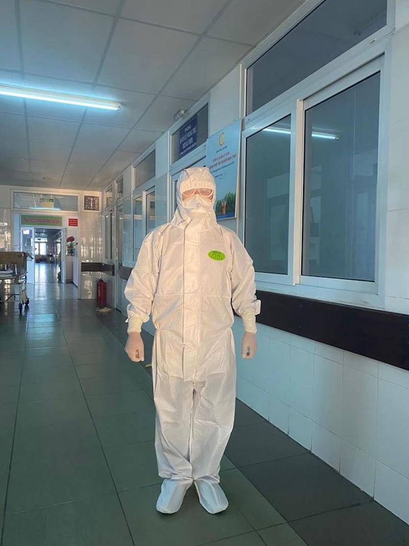 Tình người Đà Nẵng tiếp sức cho y bác sĩ chống dịch - ảnh 2