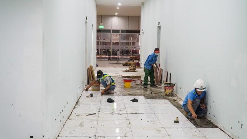 Bệnh viện dã chiến Tiên Sơn 2.000 giường trước giờ bàn giao - ảnh 7